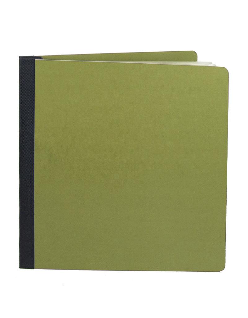 simple stories 6X8 SN@P! Flipbook - Green