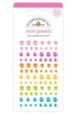 DOODLEBUG Doodlebug hey cupcake assortment mini jewels