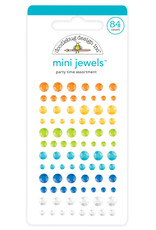 DOODLEBUG Doodlebug party time assortment mini jewels