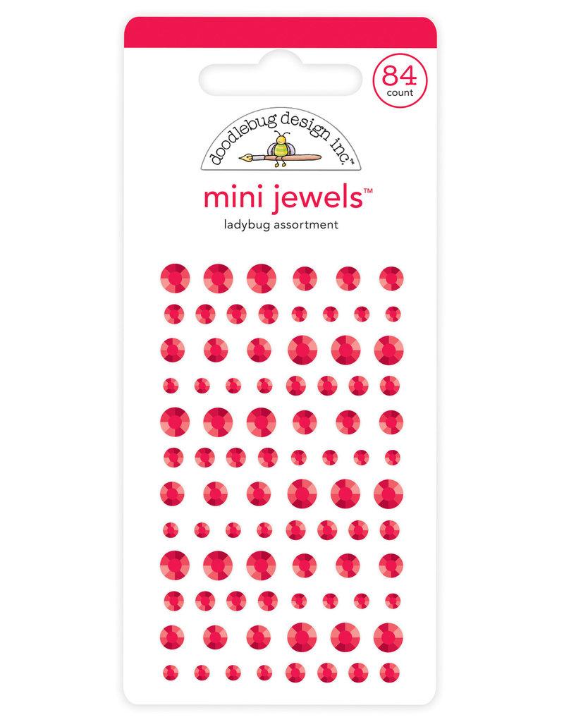 DOODLEBUG Doodlebug ladybug mini jewels