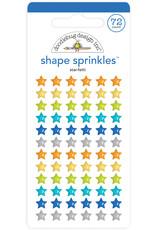 DOODLEBUG Doodlebug star-fetti shape sprinkles