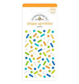 DOODLEBUG Doodlebug jimmies shape sprinkles