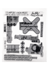 stampers anonymous SA TH Glitch 2 Stamp