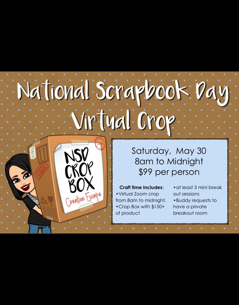 Creative Escape 5/30 Virtual NSD
