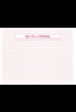 my sweet petunia Misti Original Grid Paper Pad