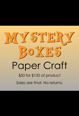 Creative Escape $50 Paper Craft Mystery Box