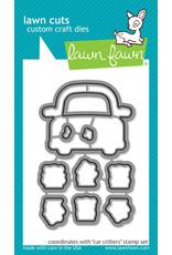 lawn fawn Car Critters Dies