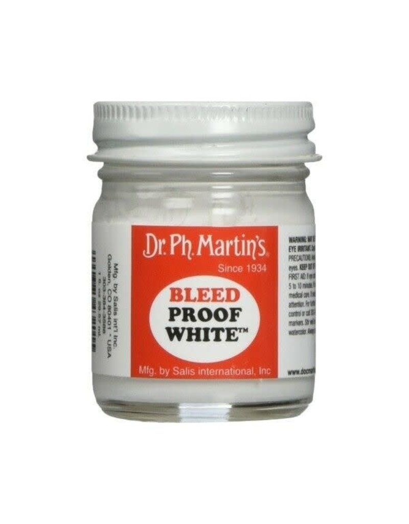 dr ph martin Bleed Proof White 1oz