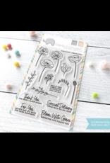 Mama elephant ME Stamp: Stems & Sprigs