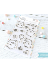 Mama elephant ME Stamp: Zodiac Pig