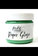 picket fences Paper Glaze Leaf Green