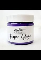 picket fences Paper Glaze Agapanthus Purple