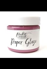 picket fences Paper Glaze Peony Pink