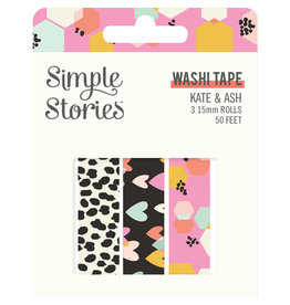 simple stories SS Washi Tape Kate & Ash