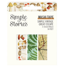 simple stories SS Washi Tape SV Great Escape