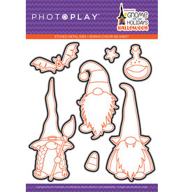Photoplay Gnome for Halloween Die Set