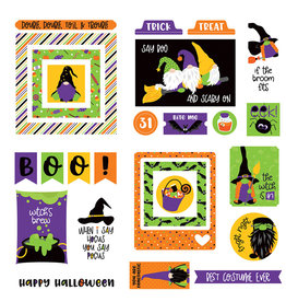 Photoplay Gnome for Halloween Ephemera