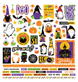 Photoplay Gnome for Halloween Element Sticker