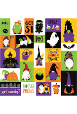 Photoplay Gnome for Halloween Paper: Trick Or Treat