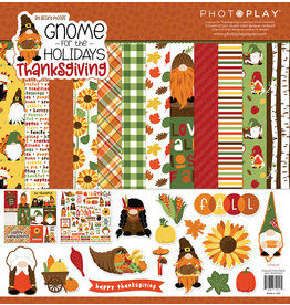 Photoplay Gnome for Thanksgiving Collection Pack