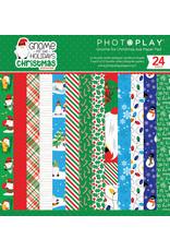 Photoplay Gnome for Christmas 6x6 Pad