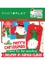 Photoplay Gnome for Christmas Paper: Ephemera