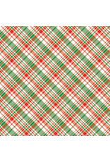 Photoplay Gnome for Christmas Paper: Flannel Shirt