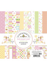 DOODLEBUG bundle of joy: bundle of joy 6x6 paper pad