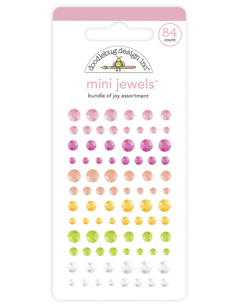 DOODLEBUG bundle of joy: bundle of joy mini jewels