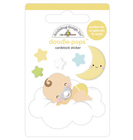 DOODLEBUG bundle of joy: cloud nine doodle-pops