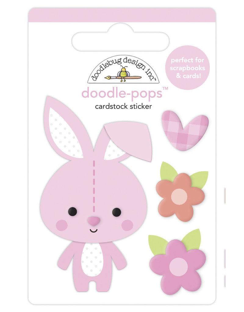 DOODLEBUG bundle of joy: snuggle bunny doodle-pops