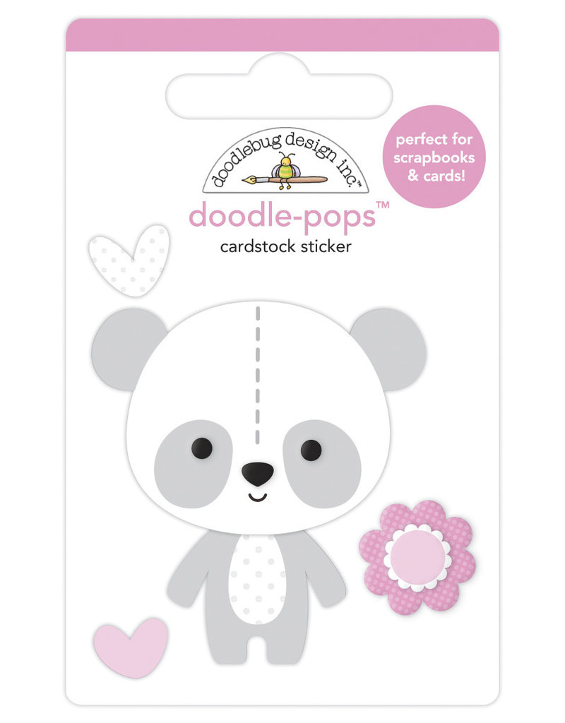 DOODLEBUG bundle of joy: beary cute doodle-pops