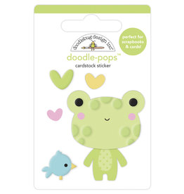 DOODLEBUG bundle of joy: hoppy day doodle-pops