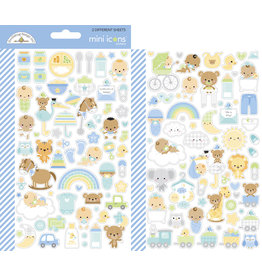 DOODLEBUG special delivery: special delivery mini icons sticker