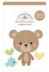 DOODLEBUG special delivery: bear hug doodle-pops