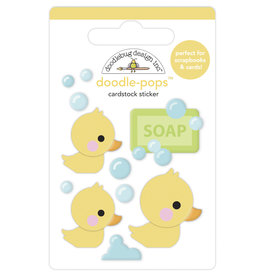 DOODLEBUG special delivery: rubber ducky  doodle-pops
