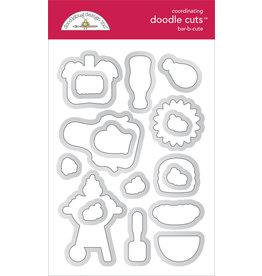 DOODLEBUG bar-b-cute: bar-b-cute doodle cuts