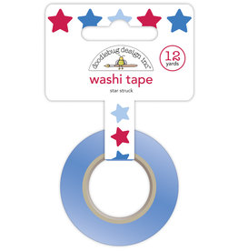 DOODLEBUG land that i love  : star struck washi tape