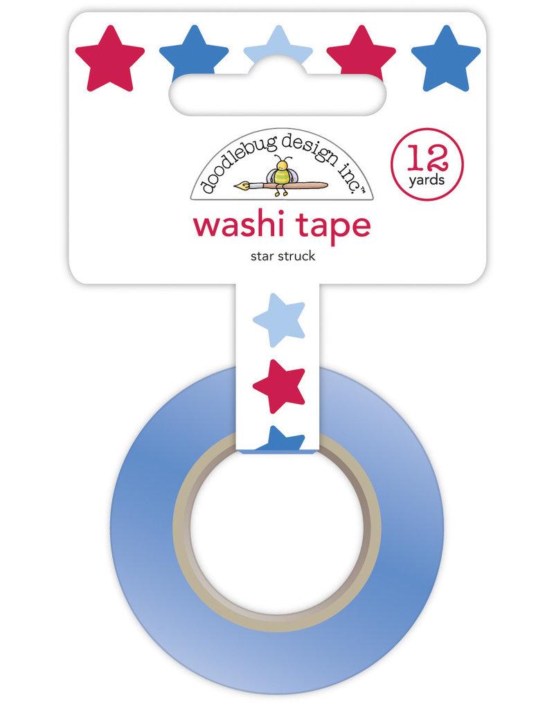 DOODLEBUG land that i love  : star struck washi tape