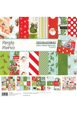 simple stories Simple Vintage North Pole: Collection Kit
