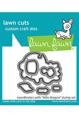 lawn fawn little dragon dies