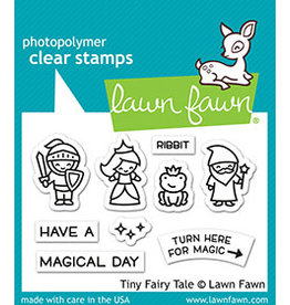 lawn fawn tiny fairy tale stamp