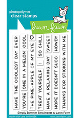 lawn fawn simply summer sentiments stamp