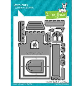 lawn fawn build-a-castle die