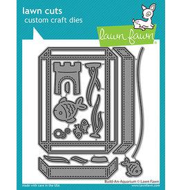 lawn fawn build-an-aquarium die