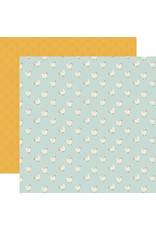 Echo Park EP Farmhouse Kitchen Paper: Hungry Hens