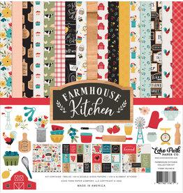 Echo Park EP Farmhouse Kitchen:  Collection Kit