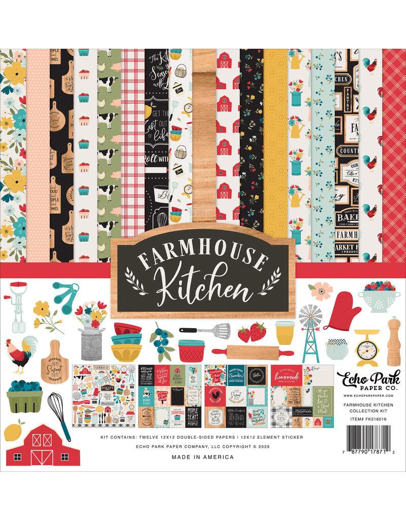 Echo Park EP Farmhouse Kitchen:  Collection Kit
