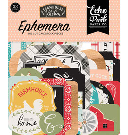Echo Park EP Farmhouse Kitchen:  Ephemera