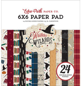 Echo Park EP Witches & Wizards:  6x6 Paper Pad
